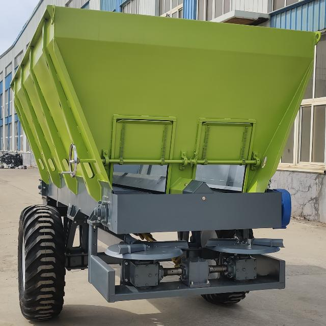 Hot Selling muck Manure Spreader Atv Used In Modern Agriculture  fertilizer For 6