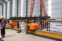 vertical machining cnc wire bender LYWQ-25