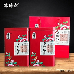 China Yunnan big leaf Ancient Black Tea