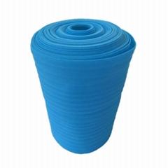 藍色珍珠棉卷料