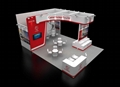 Automechanika Shanghai stand design and construction 1