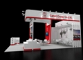 Automechanika Shanghai stand design and construction 2