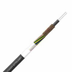 GYTA光纜室外單模鋁帶鎧裝光纖光纜廠家