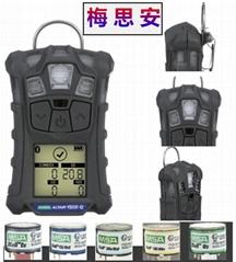 四合一检测仪梅思安天鹰4XR第二代无线蓝牙检测仪器