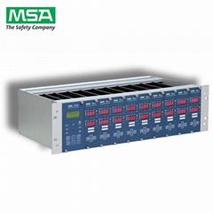 安徽合肥梅思安8020 R10标准壁挂式气体检测系统控制器主机