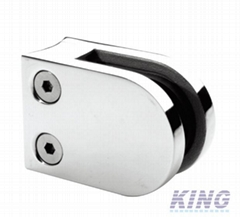Small D Glass Clamp