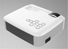 熱銷供應 lcd便攜式手機視頻智能微型投影儀