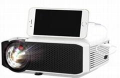 廠家供應手機全息投影wifi 視頻投影儀