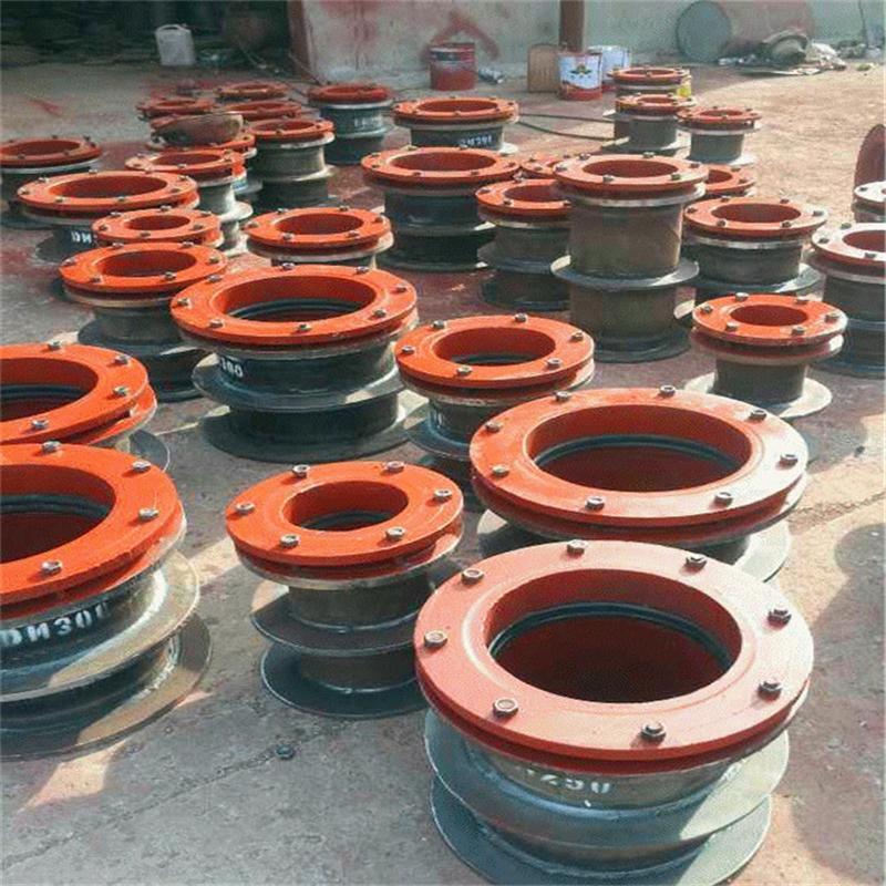 預埋柔性防水套管 1