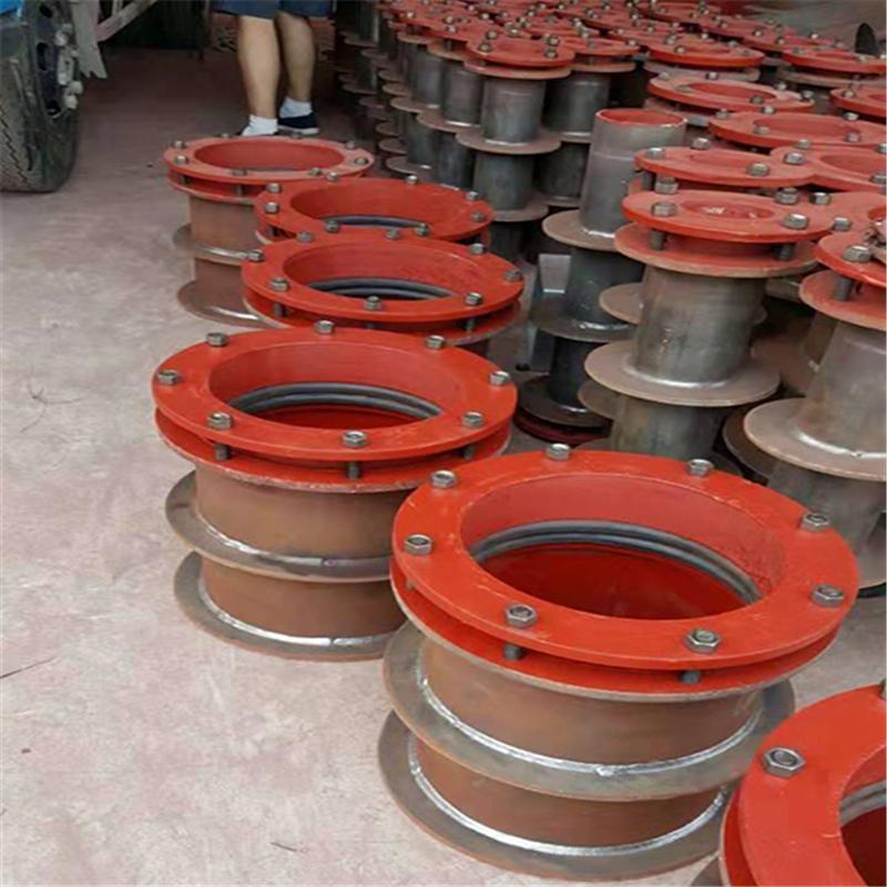 預埋柔性防水套管 4