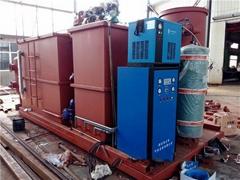 撬裝式一體化油田污水處理設備