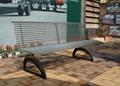 南广场移动坐凳