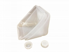 Bag in box LDPE cubitainer for medical reagent