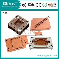 High temperature plastic PI Vespel plate Polyimide Sheet