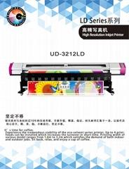 3.2m Galaxy DX5 Eco Solvent Printer