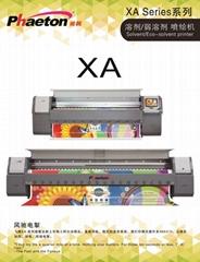 3.2m Alpha 1024HG Super Fast Solvent Printer