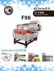 Compact UV Flatbed Printer