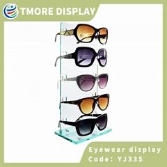 Acrylic Eyeglasses Display Stand