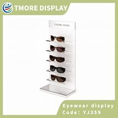 Clear Acrylic Eyewear Display Stand