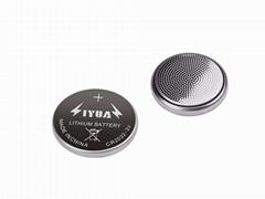 一次性鋰錳3V高容量紐扣電池CR2032