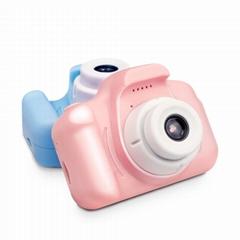 New Children's Cartoon Digital Camera Mini Digital camera for children's Birthda