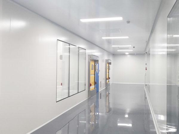 Dust Free Cleanroom 1