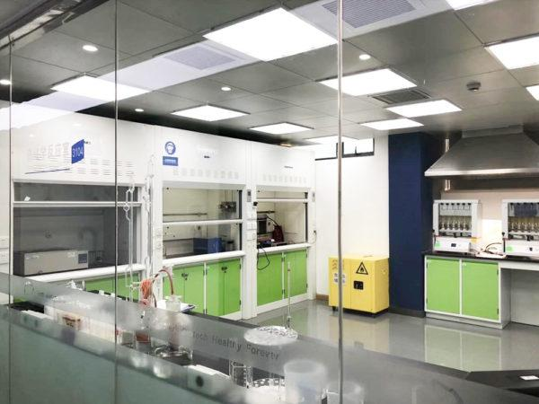 Turnkey Cleanroom Project 1