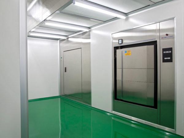 Turnkey Modular Cleanroom 1