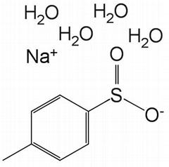 对甲苯亚磺酸钠四水合物