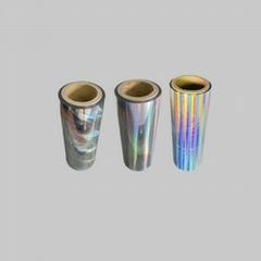 bopp laminating film bopp aluminium holographic film