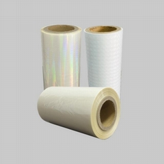 Manufacture sale bopp laser laminating film