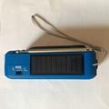 Portable Emergency Solar Crank AM/FM/SW Radio with LED Flashlight 3