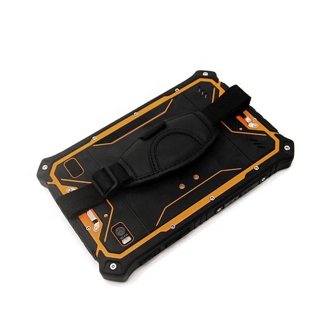7inch 1000 nit optional NFC car mount UHF RFID reader IP67 waterproof  2