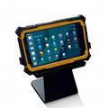 7inch 1000 nit optional NFC car mount UHF RFID reader IP67 waterproof  3