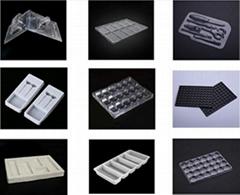 行业专用吸塑盒真空面罩吸塑包装