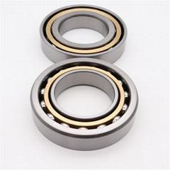 50 X 110 X 27mm 7310 Single Row Angular Contact Ball Bearing