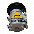 小松PC300-7空调压缩机总成20Y-979-6121 3