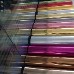Wholesale Glod Metallic Heat Transfer Vinyl Various Metal Color Heat Transfer Fi