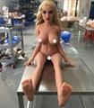 6YE sex doll facotry 150cm premium skeleton sex dolls USA real sex dolls