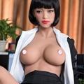 Realistic 165cm tpe japanese huge breast