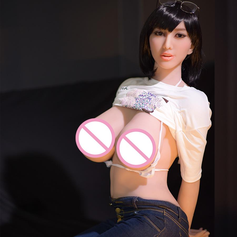 163cm Face N101 Busty Wife Doll love dolls huge breast full size skeleton real