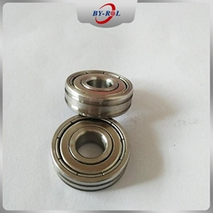 Sliding Door Window Roller Bearing 608zz 608rs with Two Grooves
