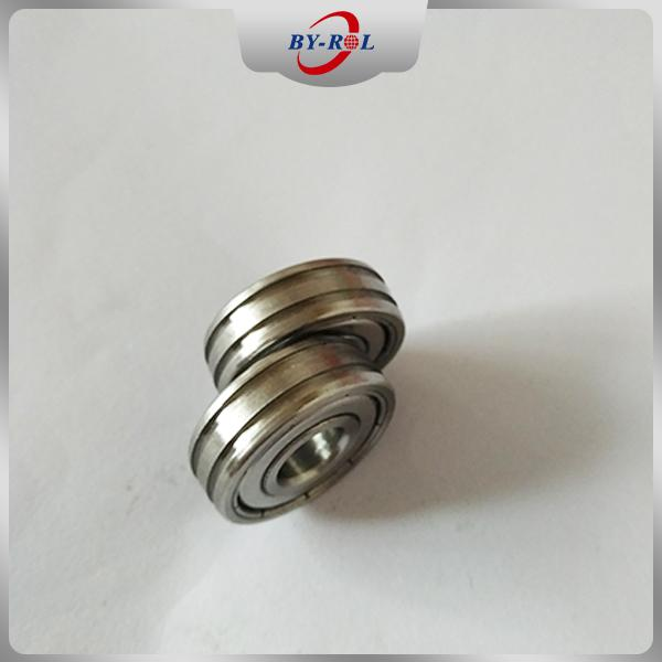 Sliding Door Window Roller Bearing 608zz 608rs with Two Grooves 2