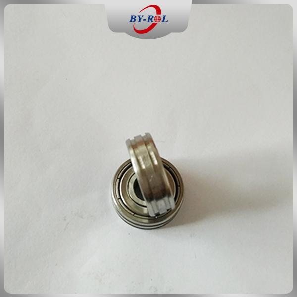 Sliding Door Window Roller Bearing 608zz 608rs with Two Grooves 3