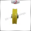 U Groove V groove roller for guide tracks Plastic bearing roller POM Nylon