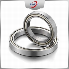 Thin Wall Deep Groove Ball Bearing 6806zz 6806-2rs