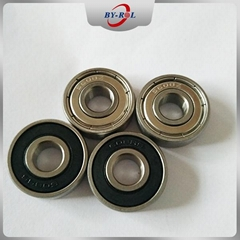 Amazon Best Selling Colored Miniature Ball Bearings for Skateboard Skating