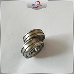 Roller Bearing 626zz 608zz RS with two cavaties/slots for plastic injection (Hot Product - 1*)