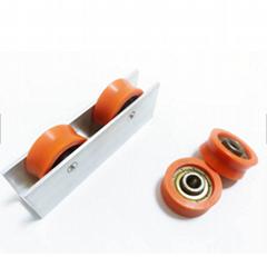 High Quality Plastic Sliding Window Wheel Roller For Upvc Aluminum Window