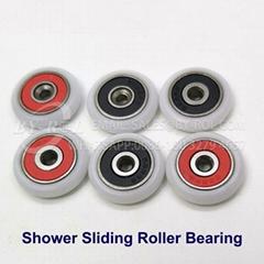 Shower Glass Sliding Door Roller Bearing